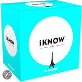 iKnow mini: Europe - Gezelschapsspel