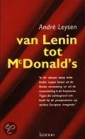 VAN LENIN TOT MC DONALD'S