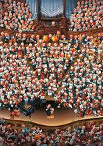 Orchestra, Loup - Legpuzzel - 2000 Stukjes