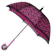 Adventure Bags Bruidsparaplu - Roze/Zwart