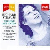 Strauss: Ariadne auf Naxos / Kempe, Janowitz, King