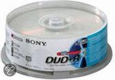 """Sony DVD+R 4,7Gb 16x - Spindel / 25 stuks """