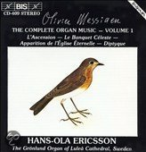 Messiaen - Organ I