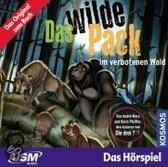 Das wilde Pack Folge 6: Das Wilde Pack im verbotenen Wald (Audio-CD)