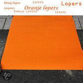Luxe oranje loper