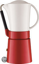 Aerolatte Espressokan 'Caffè porcellana'