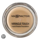 Max Factor Miracle Touch Liquid Illusion - 75 Golden - Foundation