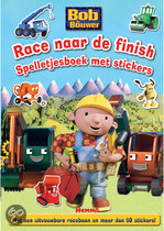Bob de Bouwer - Race naar de Finish