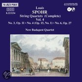 New Budapest Quartet - String Quartets Volume 4