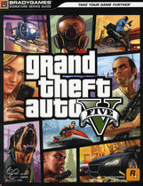 Grand Theft Auto v Signature Series Strategy Game Guide