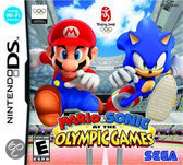 Mario & Sonic Olympic Games Nintendo Ds