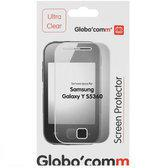 Globo'comm Screenprotector voor Samsung S5360 - Ultra-Clear