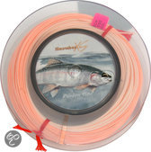 Snowbee Xs Extreme Distance Edf5 Fly Line - 45.7 m - Ivoor/Peach