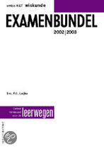 Examenbundel vmbo KGT Wiskunde / deel 02/03 / druk 1