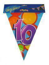 Vlaggenlijn leeftijd 10 jaar
