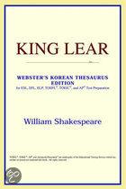 King Lear (Webster's Korean Thesaurus Ed