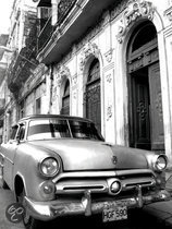 Arthouse Canvas Cuba Car - 57x77 cm