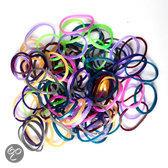 Loomfun Loom Bands Metallic Kleuren 6000 elastiekjes Magazijn opruiming