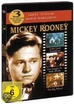 Triple Feature Movie Marathon - Mickey Rooney