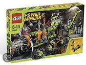 LEGO Power Miners Titanium Commandopost - 8964