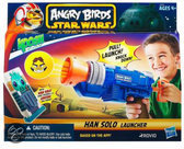 Angry Birds Star Wars Han Solo Lanceerraket