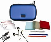 Logic3 Starter Kit Blauw DSi