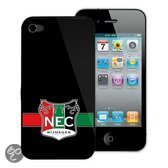N.E.C. Cover - iPhone 4S - Zwart