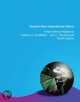 International Relations, 2012-2013 Update: Pearson  International Edition