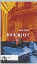 Huurrechtmemo 2009/2010
