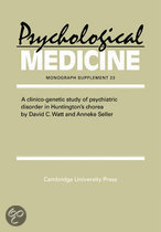 A Clinico-Genetic Study Of Psychiatric Disorder In Huntington's Chorea