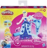 Play-Doh Prinsessenmode maken - Assepoester - Klei