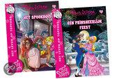 Thea Stilton / Het spookhuis (deel 12) + Een prinsheerlijk feest (deel 13)