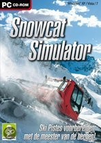 MSL Snowcat Simulator, Windows