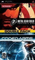 Metal Gear Solid, Portable Ops + Coded Arms