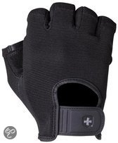 Harbinger Power StretchBack 2 - Fitnesshandschoenen - Zwart - XL