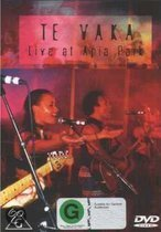Te Vaka - Live At Apia Park