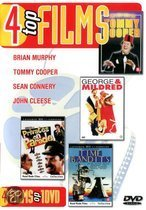 Benza DVD - 4 Top films op 1 dvd - George & Mildred/The very best of Tommy Cooper/Time Bandits/Privates on Parade