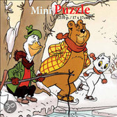 Puzzelman Puzzel Bommel en Tom Poes Aan het schaatsen