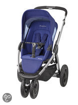 Maxi Cosi Mura Plus 3 - Kinderwagen - River Blue - 2015