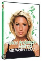 Tracy Anderson Method - Mat Workout (Import) [DVD]