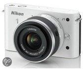 Nikon 1 J1 + 1 NIKKOR VR 10-30mm  - Systeemcamera - Wit
