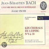 Bach: L'Oeuvre pour Orgue Integrale Vol 15 / Andre Isoir