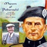Robert B. & Robert U. Brown Nicol - Masters Of Piobaireachd Volume 9