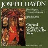 Haydn: Missa in Honorem, etc / Wolf, St. Augustine-Wien