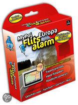MyPoi Flits Alarm Europa