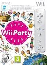 Nintendo Wii Party + Wii Controller Zwart