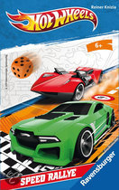 Ravensburger Hot Wheels Speed Rally