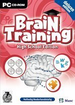 Brain Training, High School Edition (deluxe Edition) - Windows