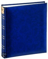 Henzo Fotoalbum Basic Line 60 Pagina's - Blauw