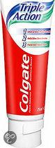 Colgate Triple Action Tandpasta 75 ml